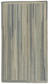 Fusion Taupe Multi Braided Rugs