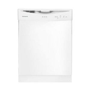 24'' Built-In Dishwasher - WHITE