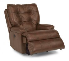 Clarke Leather Power Recliner