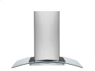 36'' Glass and Stainless Canopy Island-Mount Hood Product Image