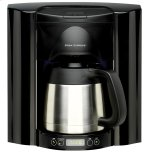 Brew Express Built-In 10 Cup Black