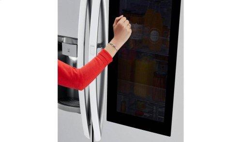 26 cu.ft. Smart wi-fi Enabled InstaView Door-in-Door® Refrigerator