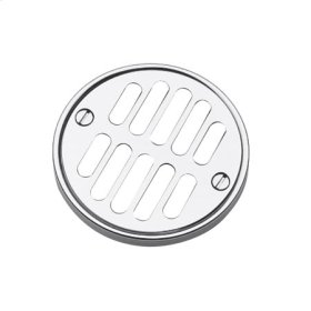 Oil Rubbed Bronze - Hand Relieved Shower Drain Grill