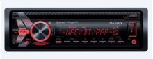 CD Receiver with BLUETOOTH® Wireless Technology