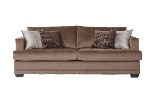 13325 Empire Toffee Sofa Only