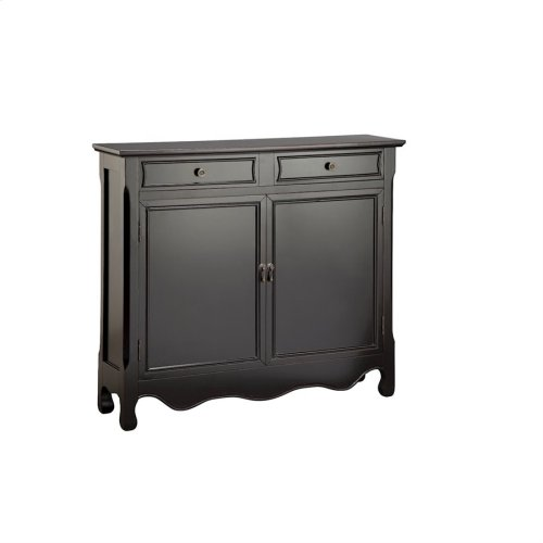 Claridon Black Cabinet