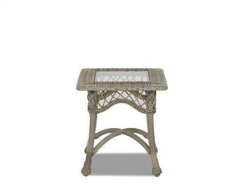 Willow Square Accent Table