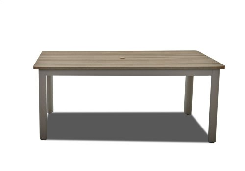 """Mesa 71"""" DINING TABLE"""