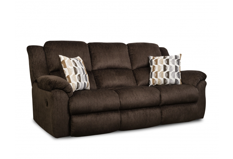1733021homestretch Double Reclining Sofa Shuee S Great Buys Plus