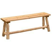 Cedar Bench - Natural Cedar