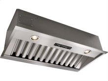 """45-3/4"""" Stainless Steel Shell with External & Internal Blower Options"""