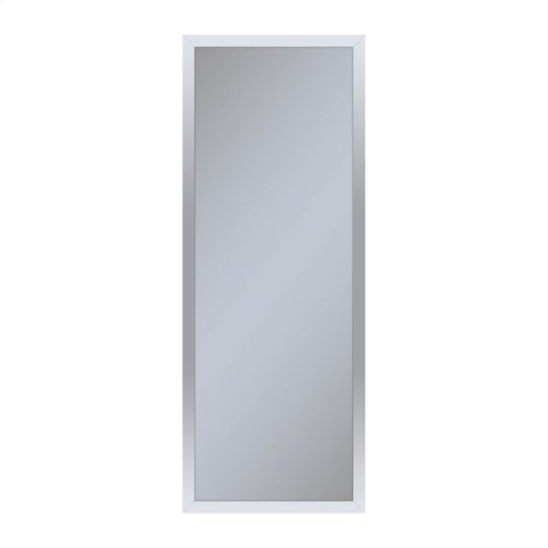 """Profiles 11-1/4"""" X 30"""" X 4"""" Framed Cabinet In Chrome and Non-electric With Reversible Hinge (non-handed)"""