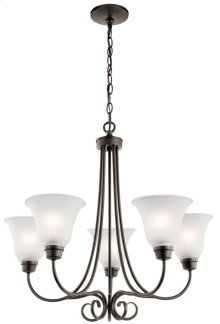 Bixler 5 Light Chandelier Olde Bronze®