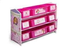 Princess Plastic 9 Bin Toy Organizer - Style 1
