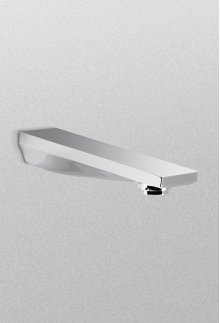 Brushed Nickel Legato® Wall Spout