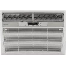 Frigidaire 25,000 BTU Window-Mounted Room Air Conditioner with Supplemental Heat