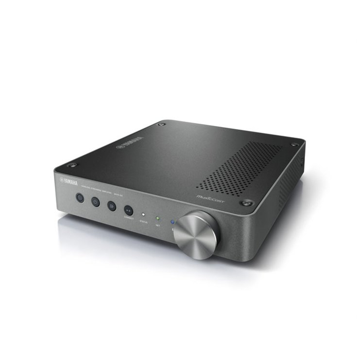 WXA-50 Dark Silver MusicCast Wireless Streaming Amplifier