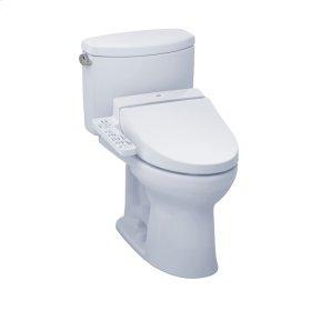 Drake® II WASHLET®+ C100 Two-Piece Toilet - 1.28 GPF - Cotton