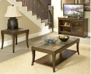 Mahogany Slate Coffee & End Table Set Product Image