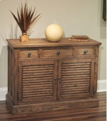 Newberry Display Cabinet Base
