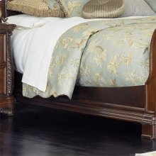 Queen Sleigh Bed Rails