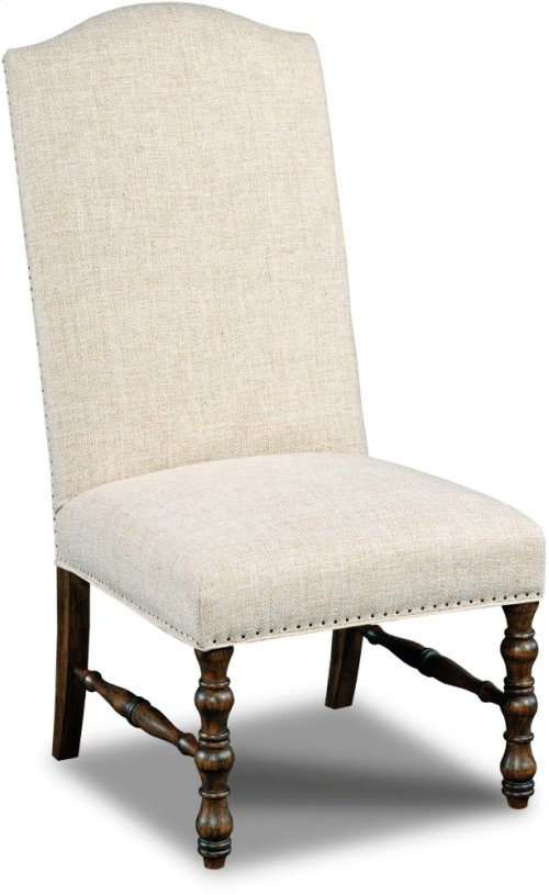 Upholstered Armless Dining Chair