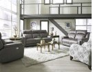 Double Reclining Loveseat w/ Arm Cupholders Product Image