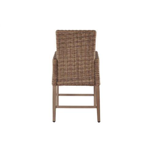 Barstool with Cushion (2/CN)