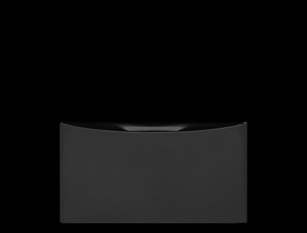 Luxury-Glide(R) Pedestal with Spacious Storage Drawer  TITANIUM