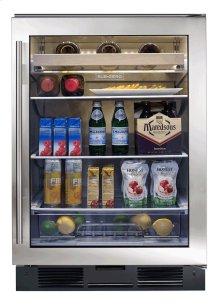 FLOOR MODEL!!! UC-24BG Beverage Center - Classic Stainless