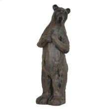 Momma Bear Statue