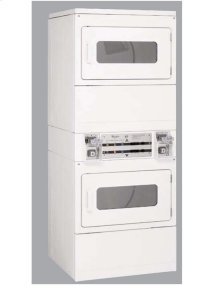 Electric Stack Dryer with Mechanical Dual Metercase