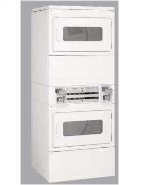 Gas Stack Dryer with Mechanical Dual Metercase