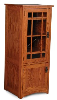 Prairie Mission Component Cabinet Product Image