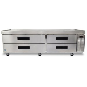 HoshizakiRefrigerator, Two Section Equipment Stand with Drawers