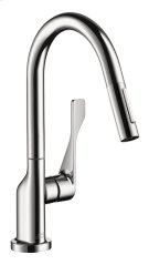 Chrome Citterio 2-Spray Prep Kitchen Faucet, Pull-Down Product Image
