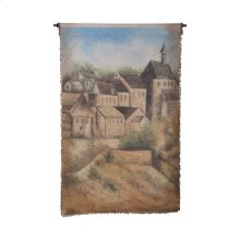 House Line Tapestry 34-inch x 57-inch
