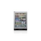 "24"" Undercounter Beverage Center - Stainless Door Product Image"