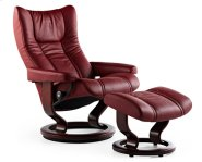 Stressless Wing (S) Classic chair Product Image