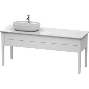 Vanity Unit For Console Floorstanding