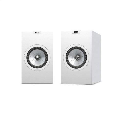 Satin Black Q150 Bookshelf Speaker Pair
