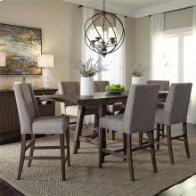 Opt 7 Piece Gathering Table Set