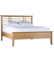 Evelyn Platform Bed