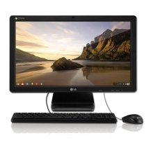 "22"" class (21.5""/546mm diagonal) LG Chromebase Monitor"