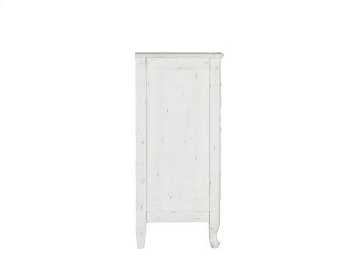 Emerald Home B312-01 Bordeaux Dresser, Antique White