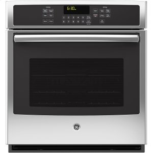 """GE ®27"""" Built-In Single Convection Wall Oven"""