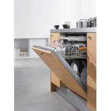 Fully-Integrated, Fullsize Dishwasher