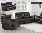 """Fortuna Recliner Console Love Pwr/Pwr Coffee 73.5""""x38""""x41"""" Product Image"""