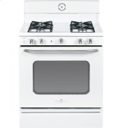 "**MODEL CLOSEOUT** GE Artistry Series 30"" Free-Standing Gas Range"