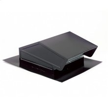 Roof Cap in Black
